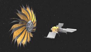 Rocket-powered McCoy