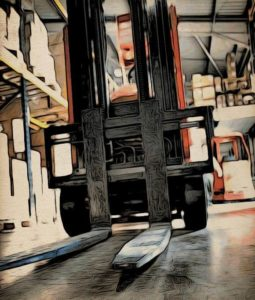 Ramp Rules: The Forklift