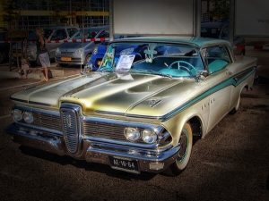 The Ford Edsel: Not Very Good Looking